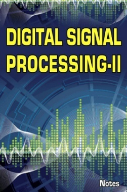 Digital Signal Processing Notes eBook