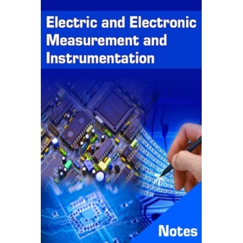 Electronic Instrumentation Text book by H.S. Kalsi Pdf Free Download