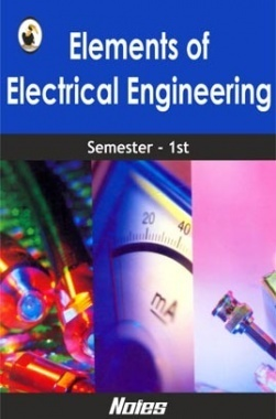 Notes - Elements of Electrical Engineering