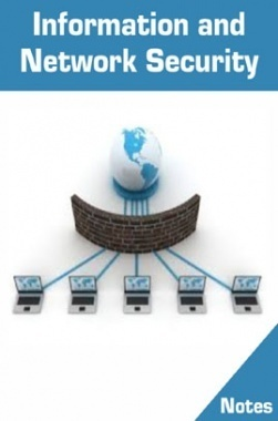 Information and Network Security Notes eBook