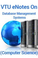VTU eNotes On Database Management Systems (Computer Science)
