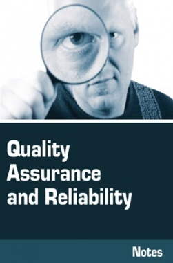 Quality Assurance and Reliability Notes eBook