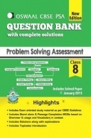 Oswaal CBSE PSA Question Bank For Class 8 Term I and Term II Problem Solving Assessment