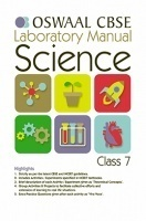 Oswaal CBSE Laboratory Manual For Class 7 Science