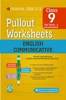 Oswaal CBSE CCE Pullout Worksheets For Class 9 English Communicative Term-1 (April To September)