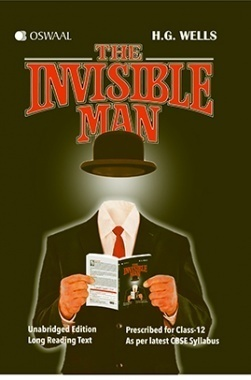 Oswaal CBSE CCE The Invisible Man For Class 12 (Summary In Hindi and English)