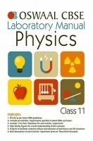 Oswaal CBSE Laboratory Manual For Class 11 Physics