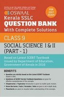 Oswaal Kerala SSLC Question Bank For Class 9 Social Science 1 & 2 (Part-1) With Complete Solutions For 2017 Exam