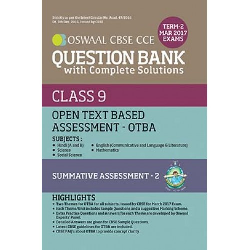 economics otba Cbse has released open text book assessment(otba) material for class 11th 2015 for class 11th it is included in three subjects this is only part of summative assessment ii it is applicable to economics and biology only a textual material will be in form of an article, a case study, a.