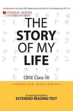 Oswaal CBSE The Story Of My Life For Class 10