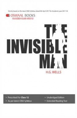 Oswaal CBSE The Invisible Man For Class 12