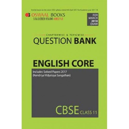 (Syllabus) CBSE Syllabus of English Core for Class 11th For March 2009 Examination