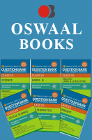 Oswaal CBSE CCE Question Banks with complete solutions, Hindi B, English Lang. & Literature, Science, Social Science, Maths & Sanskrit For Class 10 (Term 1) Set 10QB