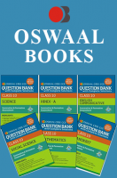 Oswaal CBSE CCE Question Banks with complete solutions, Hindi A, English Communicative, Science, Social Science, Maths & Sanskrit For Class 10 Term 1 (Set 10QC)