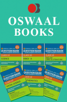 Oswaal CBSE CCE Question Banks with complete solutions, Hindi A, English Lang. & Literature, Science, Social Science, Maths & Sanskrit For Class 10 Term 1 (Set 10QD)