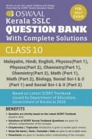Oswaal Kerala Question Bank for Class 10 Hindi, English, Physics(Part 1), Physics(Part 2), Chemistry(Part 1), Chemistry(Part 2), Math (Part 1), Math (Part 2), Biology, Social Sci-I & II (Part 1) and Social Sci-I & II (Part 2), Malayalam