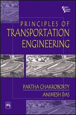 Principles Of Transportation Engineering