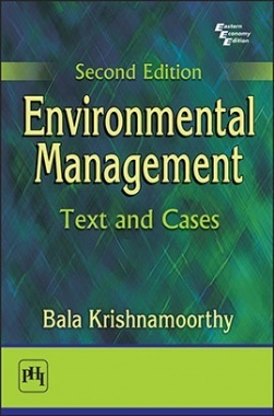 Environmental Management: Text And Cases
