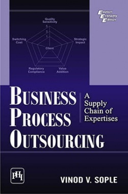 Business Process Outsourcing : A Supply Chain Of Expertises