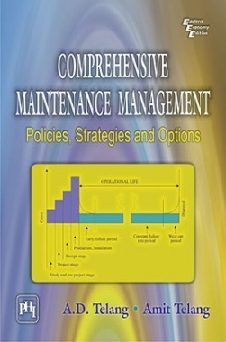 Comprehensive Maintenance Management : Policies,Strategies And Options