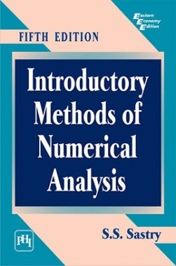 Introductory Methods Of Numerical Analysis