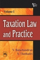 Taxation Law And Practice Volume I