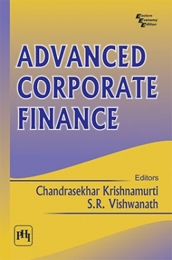 Advanced Corporate Finance