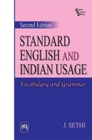 Standard English And Indian Usage : Vocabulary And Grammar