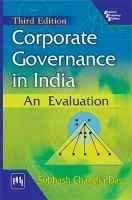 Corporate Governance In India : An Evaluation