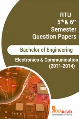 RTU QUESTION PAPERS 3RD YEAR ELECTRONICS COMMUNICATION (2011-14)