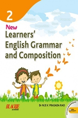 New Learner's English Grammar & Composition Book 2