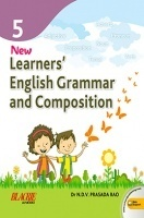 New Learner's English Grammar & Composition Book 5