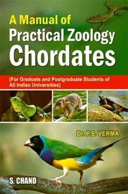 A Manual of Practical Zoology : Chordates