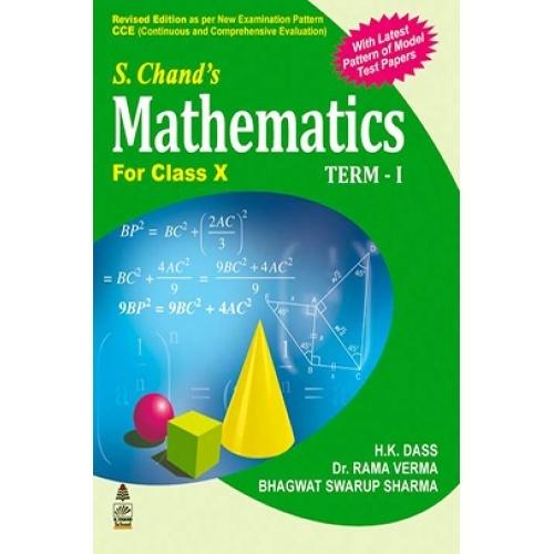 S Chand's ICSE Mathematics Class -X eBook: OP