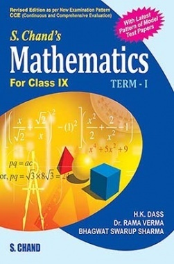 S.Chand'S Mathematics For Class IX Term-I