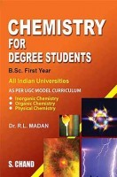 Chemistry for Degree Students (B.Sc. 1St Year)