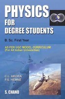 Physics for Degree Students (B.Sc. 1St Year)