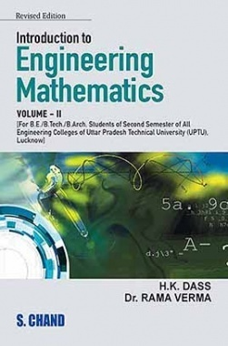 Introduction to Engineering Mathematics-II