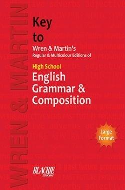 High School English Grammar and Composition Key