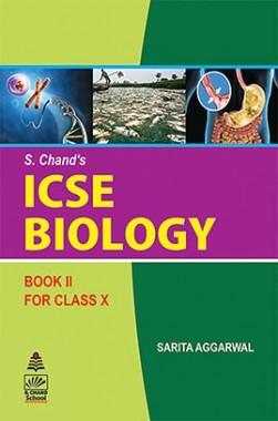 ICSE Biology Book-II For Class X