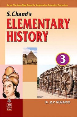 SChand'S Elemetary History For Class III