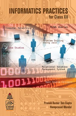 Informatics Practices For Class XII