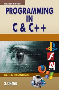 Programming In C And C++
