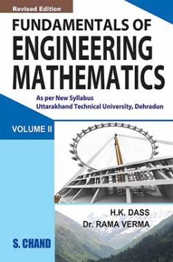 Fundamental of Engineering Mathematics Vol-II