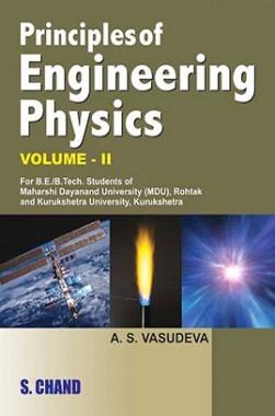 Principle Of Engineering Physics Vol 2