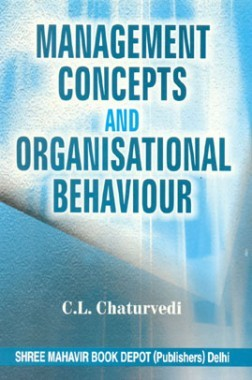 Management Concepts and Organisational Behaviour