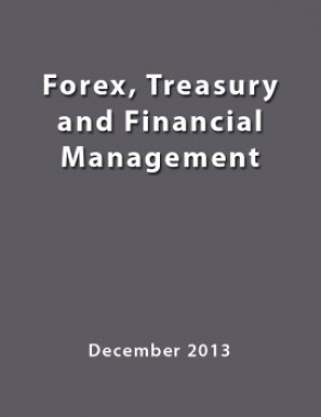 Forex, Treasury, and Financial Management Solved Question Papers