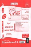 Solved Scanner CS Professional Programme Module-III New Syllabus Paper-7 Advanced Tax Laws and Practice Green Edition (Jul-2015)