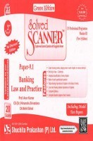Solved Scanner CS Professional Programme Gr. III P-9.1 Banking Law and Practice (New Syllabus) Green Edition (Jul-2015)