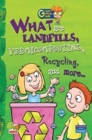 Green Genius Guide : What are Landfills, Vermicomposting, Recycling, and more